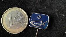 VW Volkswagen Pin aucun pin badge Racing Logo Formula Vee rare rar