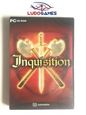 Inquisition PC Nuevo Precintado Sealed Videojuego PAL/SPA