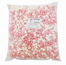 SweetZone Bulk Mini Mallows Marshmallows 1 kg RETRO SWEETS WEDDING FAVOURS PARTY