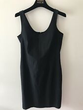 Jean Paul Berlin Classic Little Black Dress stretchy bustier UK10 EU36 US8 IT42
