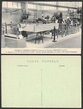 Old Aviation Postcard - France, Airplane - l'Aeronautique Museum