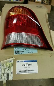 FORD OEM 99-03 Windstar-Tail Lamp Assembly Right 3F2Z13404CA