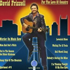 David Frizzell - For the Love of Country [New CD]