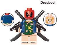 Deadpool New 2019 Marvel Building Blocks Toys For Children Gift Single Heroes