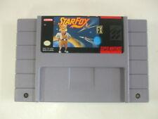 Starfox (Super FX, 1993) Super Nintendo SNES Cartridge Only