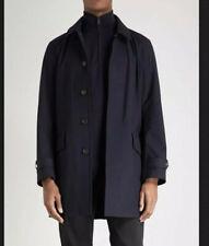 NWT Ralph Lauren Purple Label Trench Coat Jacket Navy Size XL $1995