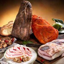Guanciale Piccante con Peperoncino di Calabria - Kg 1,100 circa