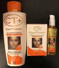 Ct Clear Therapy Extra Lightening Lotion With Carrot Oil 500ml
