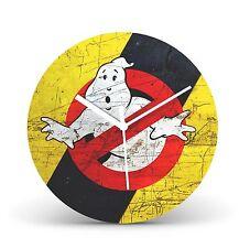 "Ghostbusters 12"" Quartz Wall Clock Record Clock Classic Movie Gift CL84"