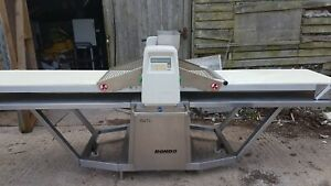 RONDO FULLY AUTOMATIC SHEETER PASTRY ROLLER MODEL SFA69 - BAKERY EQUIPMENT