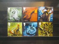 GB 2009  Commemorative Stamps~Mythical Creatures~Very Fine Used Set~~(ex fdc)UK