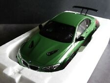 GT Spirit BMW AC Schnitzer ACL2 Coupe 1:18 Scale Resin Cast Car Green Tuner
