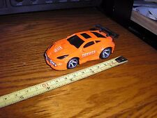 RARE Boley KENTOYS Super Tuner TRD Sparco Michelin 2001 Toyota Celica Orange