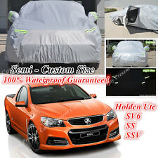 Premium Car Cover Double Thick Waterproof Guaranteed Holden Ute SS SSV SV6 HSV
