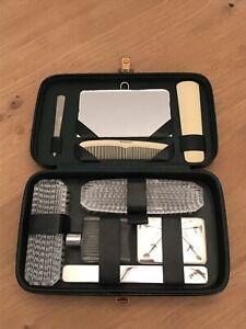 Superior Mens Vintage Grooming Kit Brevete SGDG A. Raymond Comb Mirror Brush