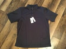 Men's Core 365 By North End Short Sleeve Shirt/Carbon Gray/Large/NWTs