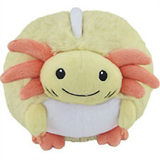 "SQUISHABLE  AXOLOTL II 7"" Mini Plush round stuff animal Amazingly soft NEW"