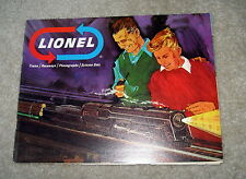 1966-67 LIONEL TRAINS CONSUMER CATALOG MINT TYPE B