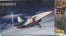 Heller 1/48 Rafale A  Dassault Hi Tech Concept Kit New 80560