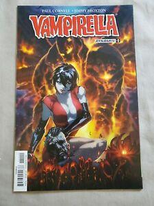 Vampirella #2 A FN+ 2017 Dynamite Comic
