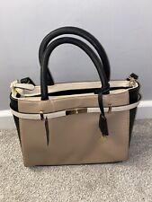 Dorothy Perkins Beige & Black Handbag BNWT