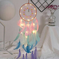 Handmade  Dream Catcher Net With Feathers 60 cm Wall Hanging Dream catcher