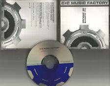 C&C MUSIC FACTORY I'll Always Be Around 4TRX RARE MIXES PROMO DJ CD single C &