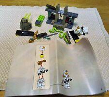 LEGO, NINJAGO, VENOMARI SHRINE SET (9440). WITH MANUAL AND MINIFIGURES. (6348)