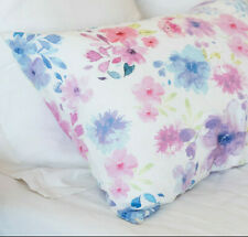 100% Natural Organic Linen Pillowcases Flax OEKO-TEX Pillow Cover Case Stonewash