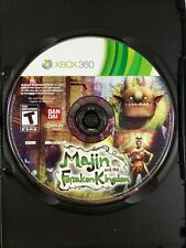 Majin and the Forsaken Kingdom (Microsoft Xbox 360, 2010) DISC ONLY - Tested