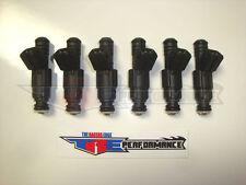 TRE 19LB/hr Fuel Injectors Fit Bosch Chevy GMC V6 3.8L Turbo SHO 200cc/min 6