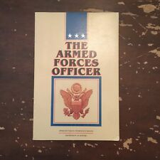 1988 The Armed Forces Officer Softcover