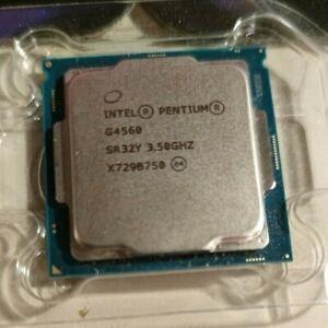 Intel Pentium G4560 3.50GHz processor LGA1151