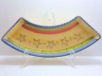 """Pfaltzgraff Pistoulet Side Segment for Pasta Bowl 13.25"""" Stoneware Jana Kolpen"""