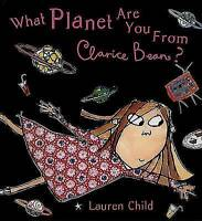 What Planet Are You From, Clarice Bean?-ExLibrary