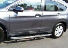 Honda CRV 2007-2012 Aluminium Side Running Boards Bar Steps OEM Protection -M246