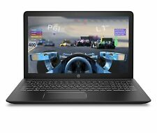 "NEW HP Pavilion GTX 1050 Gaming Laptop 15"" Full HD Intel Core i7 8GB RAM 1TB HDD"