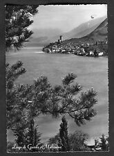 Posted C1960s View of Maleesine, Lake Garda, posted to Rochester