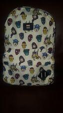 Vans x Marvel Avengers Backpack Superbreak School Book Bag
