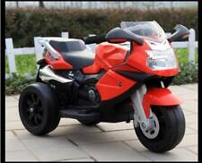 Kids Motor Bike Red