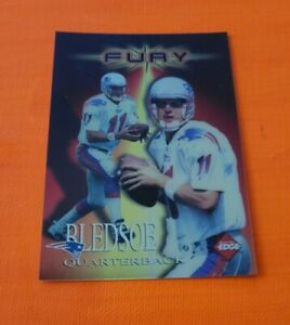 1997 Collector's Orlo Extreme Furia #3 Drew Bledsoe