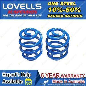 Lovells Front Sport Low Coil Springs for Volvo 240 260 Ser 240 245 262 264 265