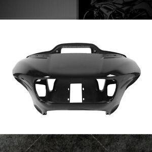 Bid4ze 2 bolsas negras para puerta de panel inferior para Harley Touring Road Glide Street Glide Tri Glide Ultra Limited 2014-2020