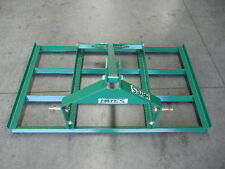 HAYES 5FT TRACTOR LEVELING SMUDGE BAR - 3 POINT LINKAGE
