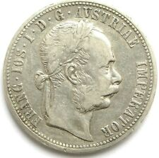 1 Florin 1874, Franz Joseph I. (1848-1916)