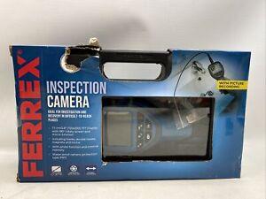 Ferrex Inspection Camera - 800658 - Brand New