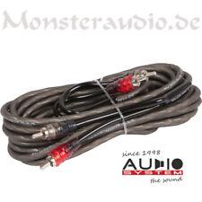Audio System Z-EVO 5m 2-Kanal Cinchkabel abgeschirmt Auto-Hifi-Cinch 500cm