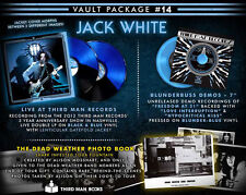 "Jack White Live At Third Man - Third Man Records Vault #14 Complete LP/7""/Book"