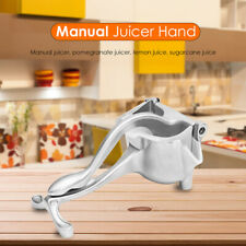 Stainless Steel Manual Juicer Hand Juice Press Squeezer Fruit Juicer Extractor