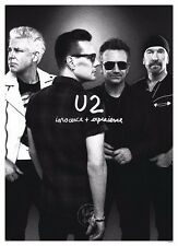 "U2-ie ""iNnocence + eXperience Tour"" Posters - Limited Ed. Set Of Five!"